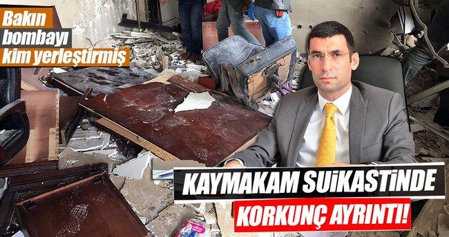 Derik'te Kaymakam Fatih Safitürk'ü şehit eden terörist köstebek çıktı