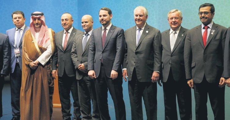 Enerjide oyun kurucu Türkiye