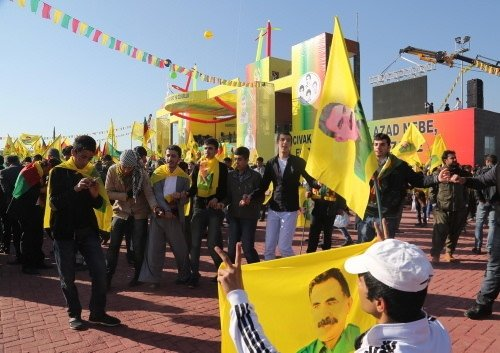 Diyarbakır'dan Nevruz kareleri