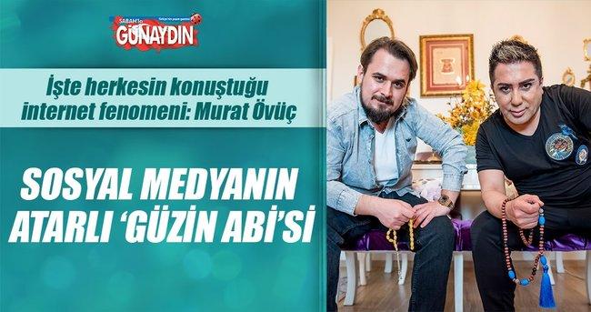 İşte herkesin konuştuğu internet fenomeni: Murat Övüç