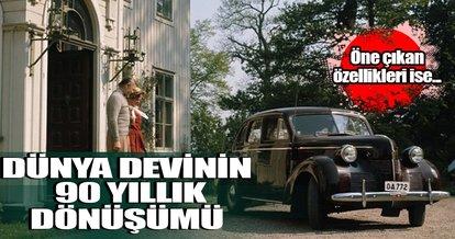 Volvo'nun 90 yıllık dönüşümü