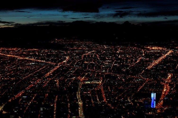 Dünyadan gece manzaraları