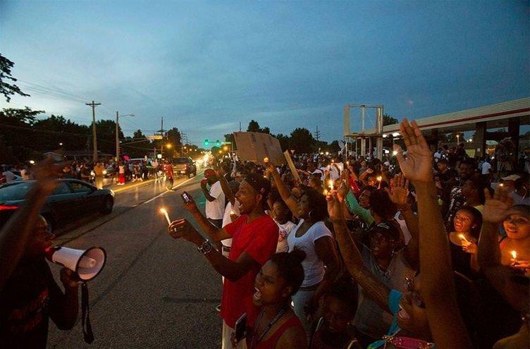 ABD'de siyahi öfke dinmiyor