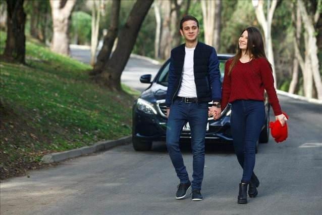 Sevgililer Günü Otomobilleri