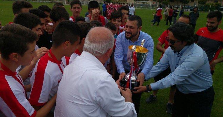 Kadıköyspor Türkiye şampiyonu