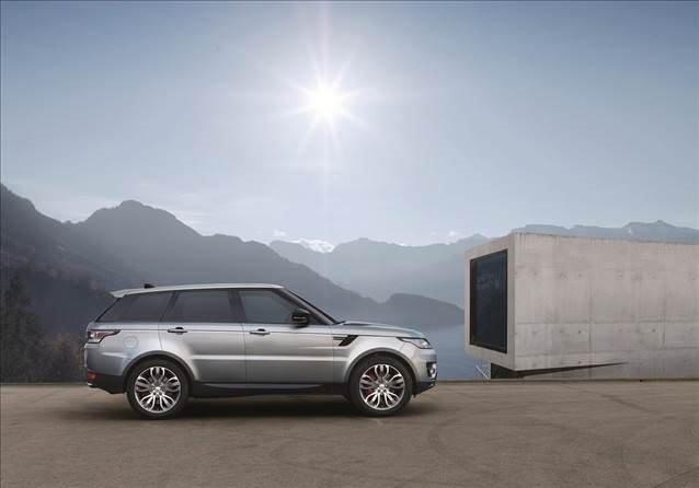 Range Rover Sport'a 2,0 lt'lik dizel geliyor