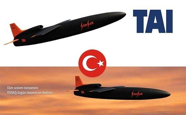 Türkiye'nin yeni gururu: Şimşek