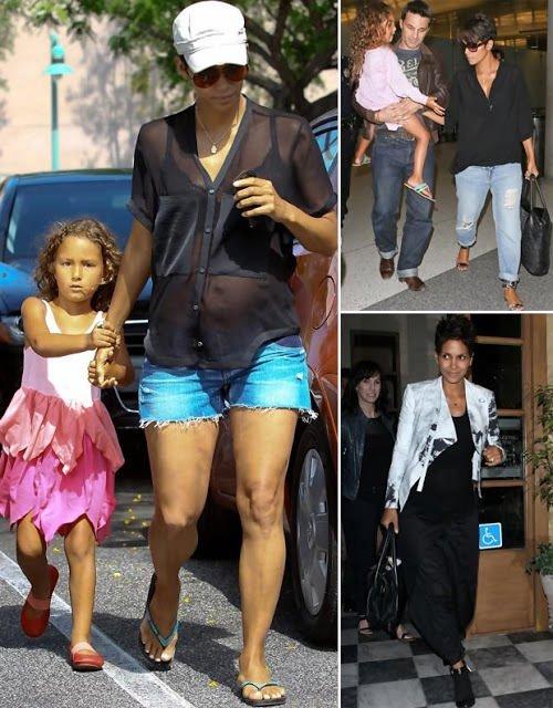 Halle Berry ikinci kez anne oldu