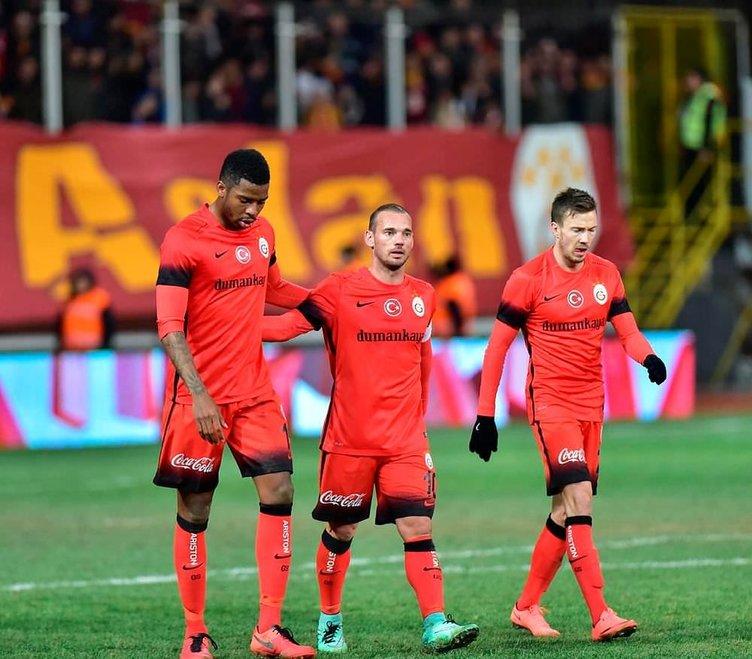 İşte Galatasaray'ın bomba transfer listesi  .