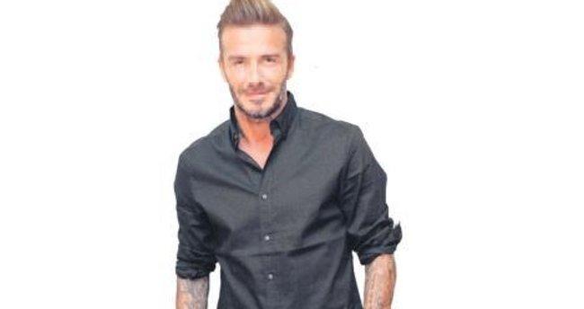 Beckham'ın yeni koleksiyonu