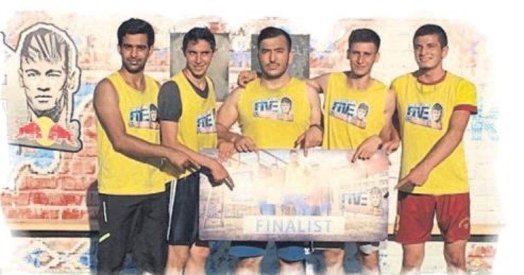 """Neymar Jr's Five"" Adana şampiyonu"
