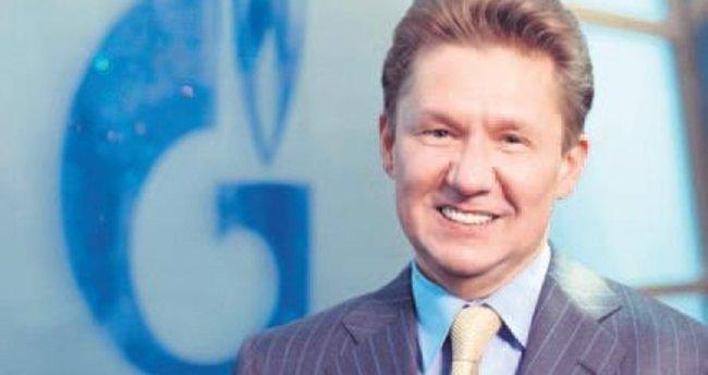 Gazprom: Gaz isteyen Türkiye'ye gitsin