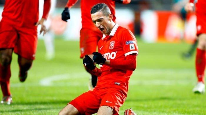 Ziyech, Twente'ye veda etti! Fenerbahçe...