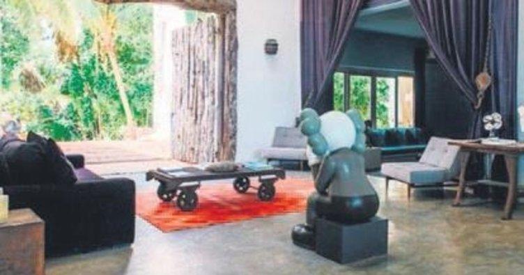 Escobar'ın evi otel oldu