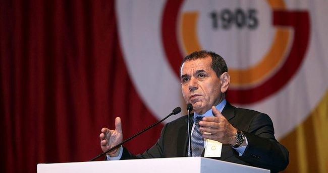 Dursun Özbek: Yolun sonuna geldik artık