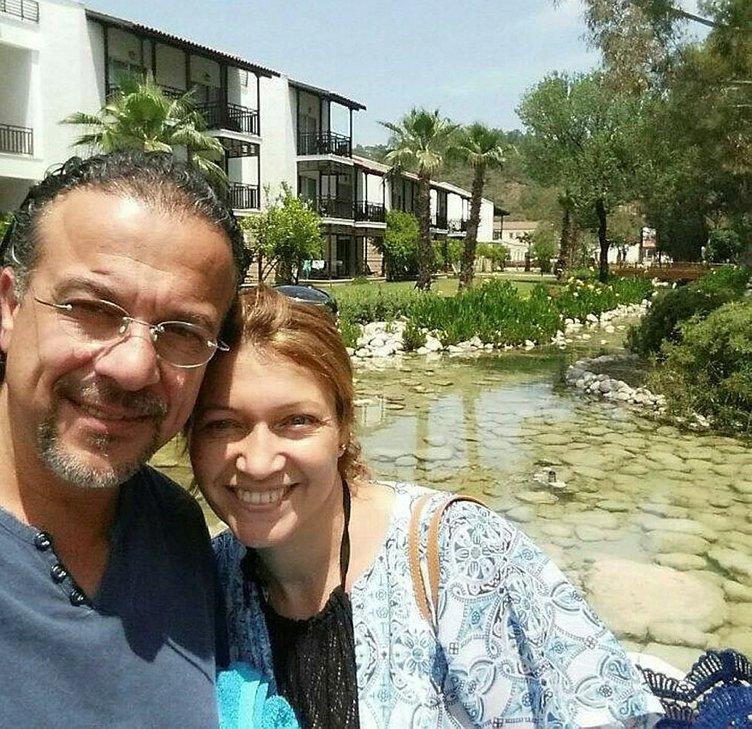 Eşini yakarken kendi de yanan Zekai Şengül İzmir'de öldü