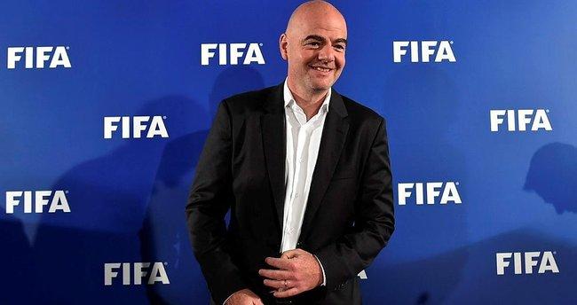 Infantino'dan Dünya Kupası açıklaması