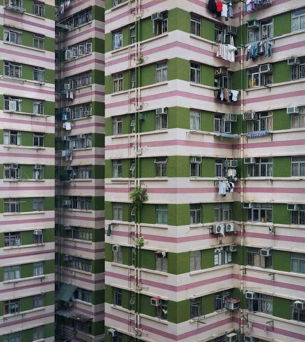Bu binalar şaşırtıyor