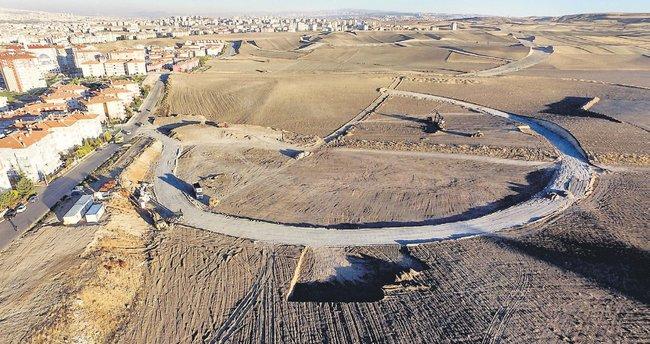 Saraycık'ta kentsel yenileme başladı