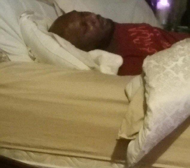 Lamar Odom'un genelev görüntüleri ortaya çıktı