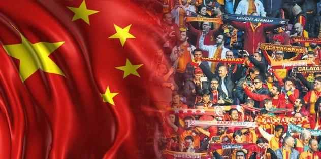 Galatasaray'da gündem Çin!