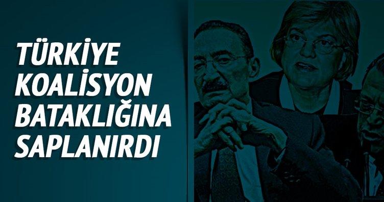 Erdoğan olmasaydı Türkiye 2016'ya nasıl girerdi?