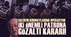 Gülen'in İzmir'deki kurmaylarına operasyon