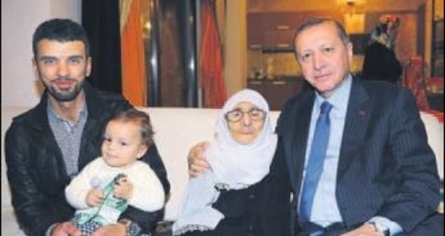Cumhurbaşkanı'ndan Kenan Sofuoğlu'na ziyaret
