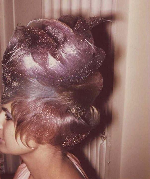 1960'ların kadrajlara sığmayan saç modası