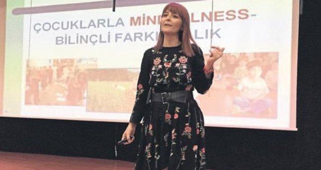 İlk 'Mindful Okul'u İzmir'de