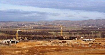 Yeni Malatya Stadı bitiyor