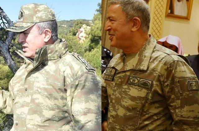 TSK'nın yeni üniformaları!