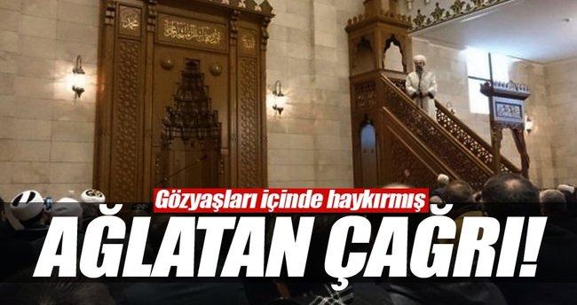 Mehmet Görmez: Ağlayarak Türklere çağrı yapmıştı