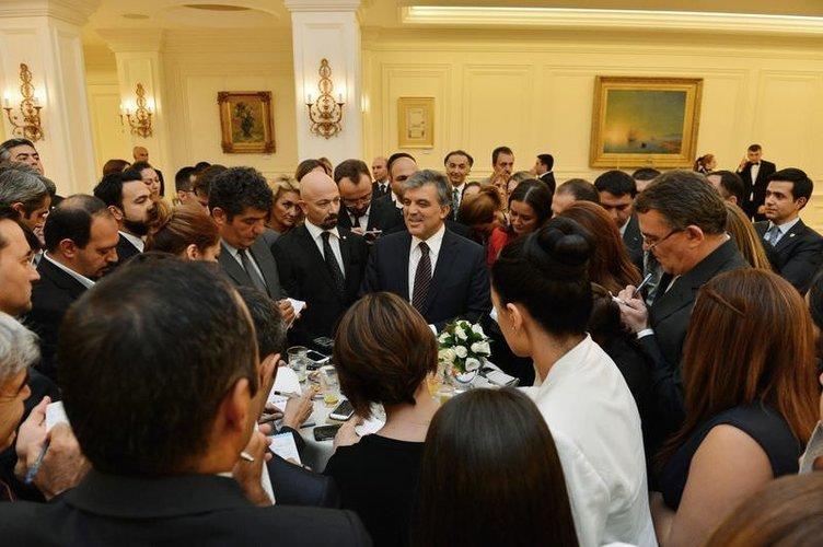 Abdullah Gül'ün veda resepsiyonundan muhteşem kareler
