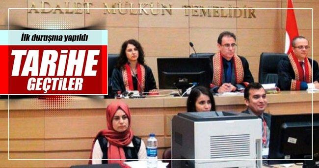 Yargıda ilk kez Ceza Dairesi duruşması