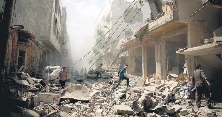 Koalisyon güçleri 484 sivili öldürdü