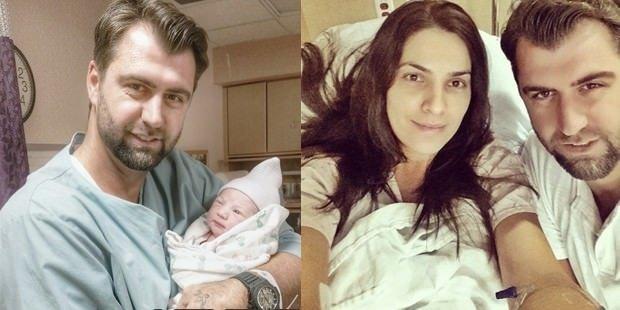 Mehmet Okur üçüncü kez baba oldu