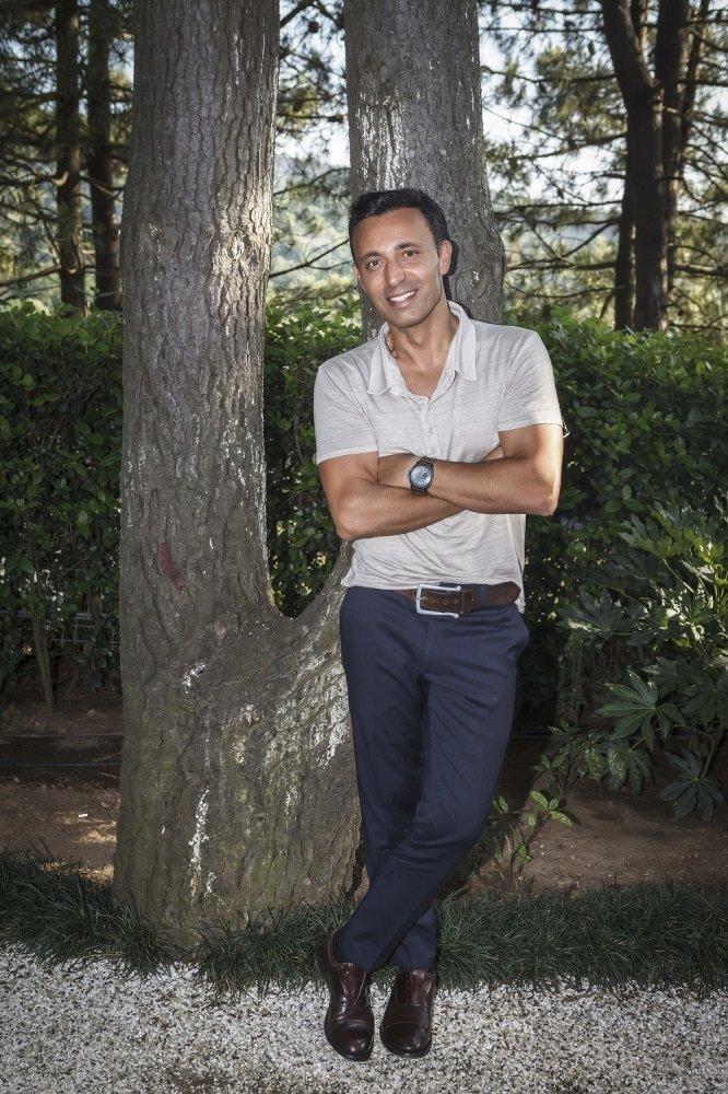 Mustafa Sandal: Üçüncü çocuğu kız istiyoruz