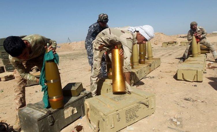 Tikrit'i almak için dev operasyon
