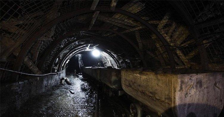 Zonguldak'ta maden ocağında göçük: 2 işçi mahsur