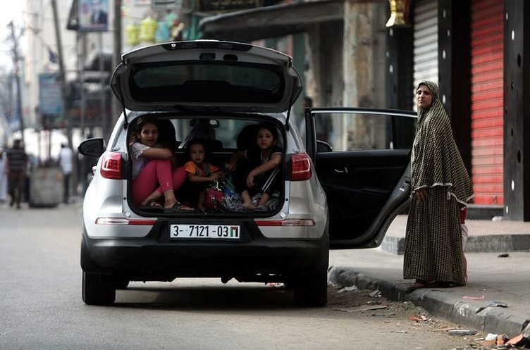 Gazze'de İsrail'den yeni katliam