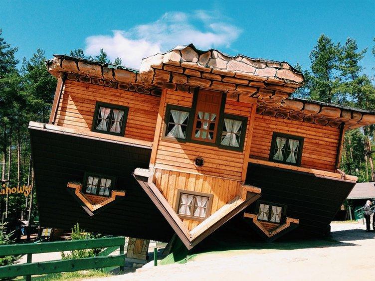 Dünyanın hayran olduğu evler