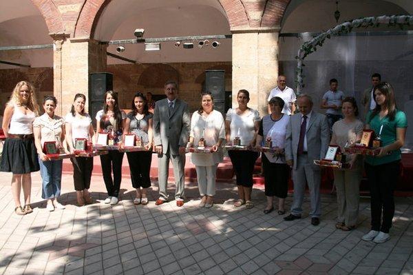 Edirne'de Trakya Ev  Yemek Yarışması yapıldı