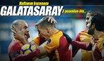 Kasımpaşa - Galatasaray maç sonucu ve özeti
