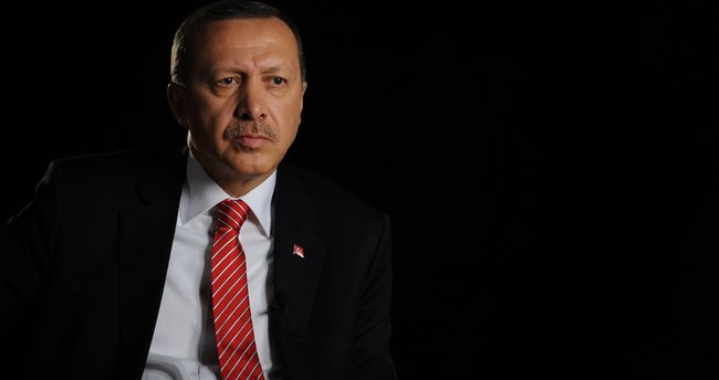 Erdoğan'dan şehit ailelerine taziye telgrafı!
