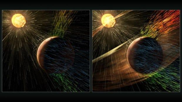 NASA, Mars'la ilgili yeni bulguları açıkladı