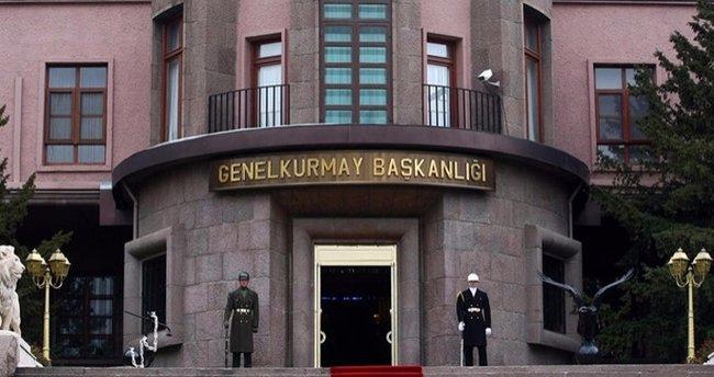 TSK'da 6 general ve iki amiral, yeni görevlere atandı