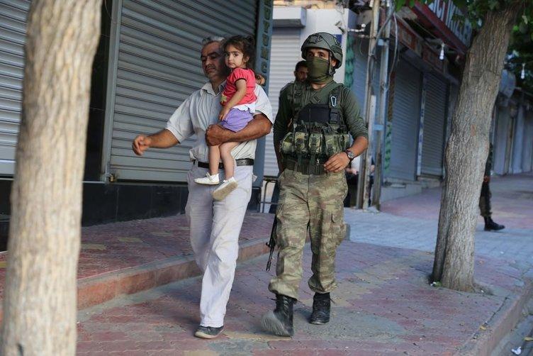PKK, karakol ve üs bölgesine saldırdı!