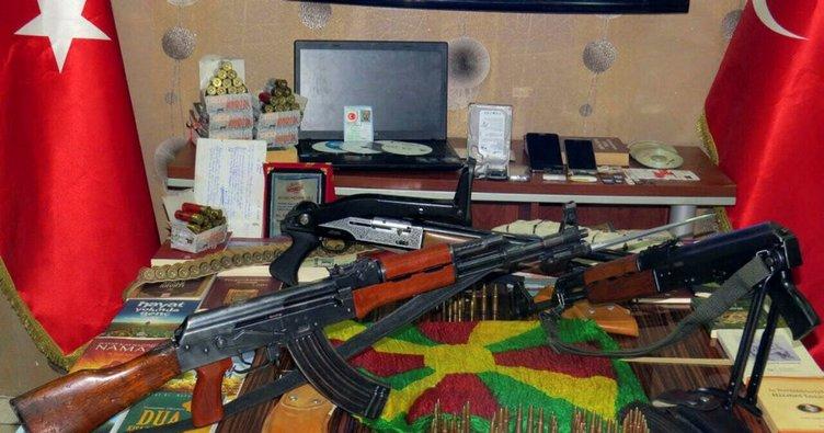 FETO operasyonunda PKK ve DEAŞ delilleri