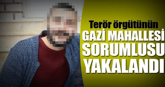 DHKP-C'nin Gazi Mahallesi sorumlusu tutuklandı